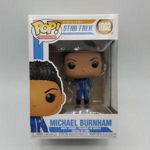 Funko Discovery Michael Burnham